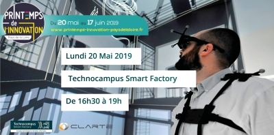 Technocampus Smart Factory - Nouvelle offre de services 2019
