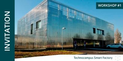 Technocampus Smart Factory - WORKSHOP #1 > Inscription